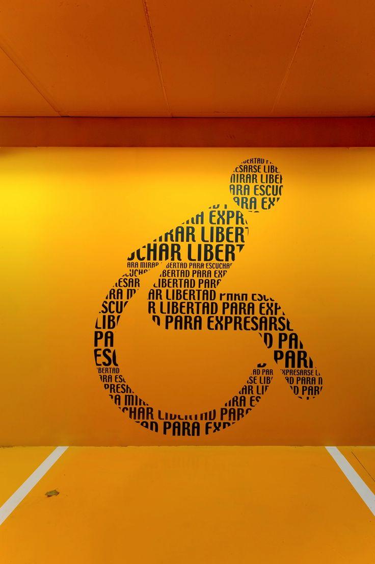 Galería de Intervención de estacionamientos en Madrid: sensibilizando a los…