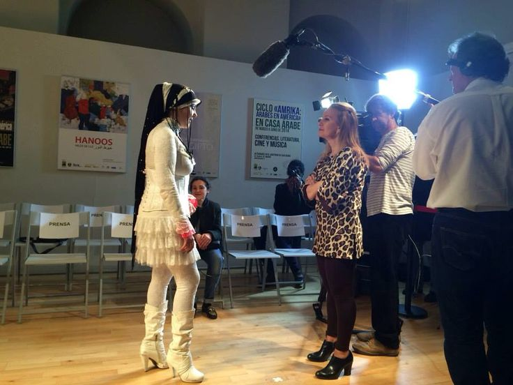 Primer #desfile #islamico de España, celebrado en #casa #arabe y organizado por Yasmin Salem creadora del salon masturah #musulmanaemprendedora #hijab #moda #musulmana España #Modamusulmana #modahalal #modamusulmanaespaña