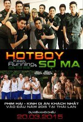 Phim Hot Boy Sợ Ma - Keep Running! Sir, Yes Sir Full HD - 2015