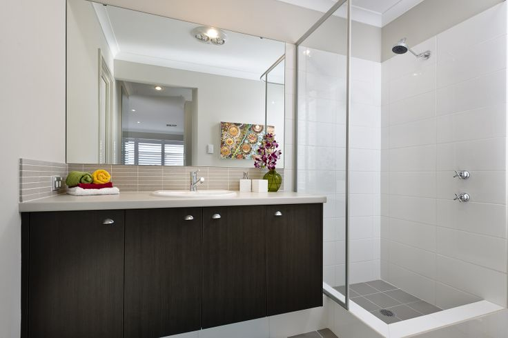 Homebuyers Centre - Sanctuary Display Home Bathroom