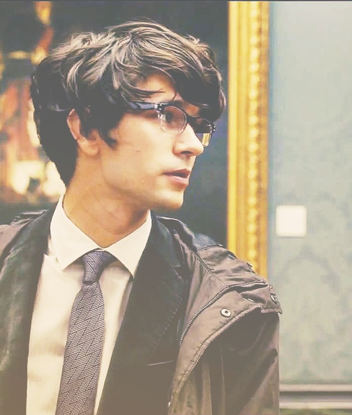 "Ben Whishaw as Q in ""Skyfall""."