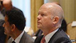 Hague issues warning about global cybercrime danger
