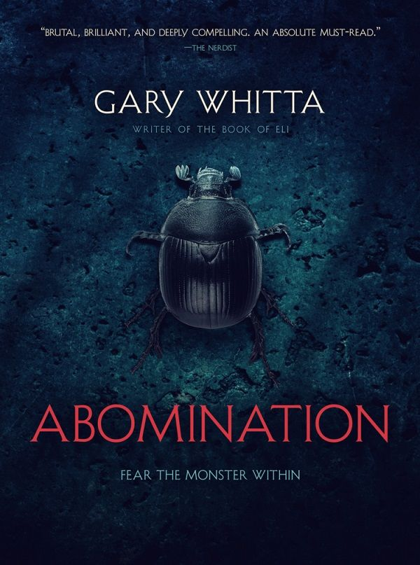 Book Review Abomination 35 best Gaming Art