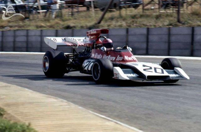 Jackie Pretorius, Kyalami 1973, Iso-Marlboro FX3B