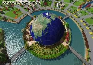 Children Island -Expo 2016 Antalya