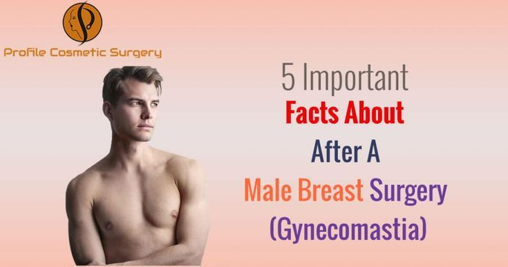 Just follow the link and read the full post on The Best Post-Operation Care After A Male Breast Surgery (Gynecomastia). We share all the major details about the surgery in this post.