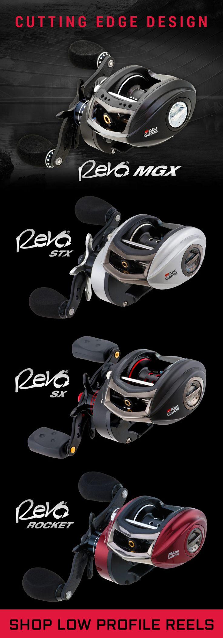 Fishing Reels, Fishing Rods, REVO Reels   Abu Garcia®