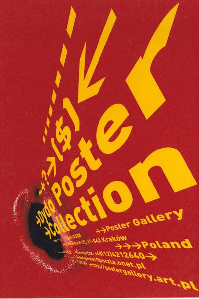 Korkuć Wojciech, Dydo Poster Collection, Poland