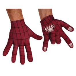 Wear some amazing spiderman gloves./ Wally's Party Factory #Mens #the #amazing #spiderman #gloves