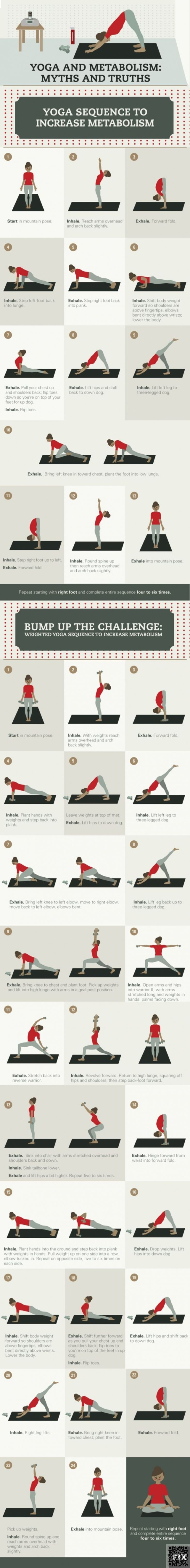 22. #Which Yoga Poses Will #Boost Your Metabolism -