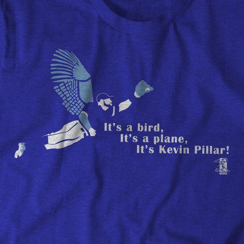...It's Kevin Pillar! – BreakingT