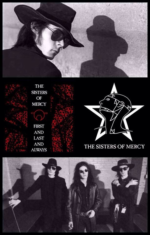 The Sisters of Mercy.