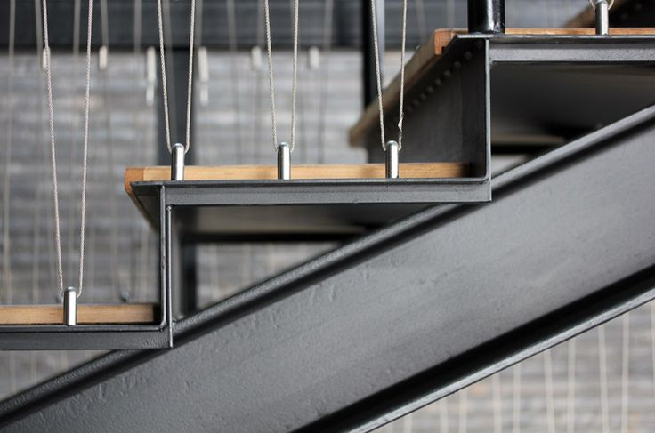Image result for steel stair details
