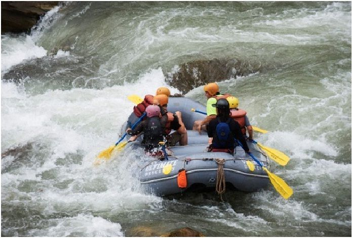 http://www.365hops.com/blog/top-20-places-to-go-for-river-rafting-in-india/ >> Top 20 Places To Go For River Rafting In India >> India is a country of beautiful topography and is composed of a number of mighty rivers flowing along the different parts of the country making water sports common adventure expenditure in the country.  #rafting #riverrafting #india