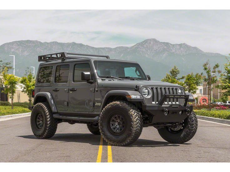 Body Armor 4x4 Jeep Wrangler Hard Top Roof Rack 5160 (07