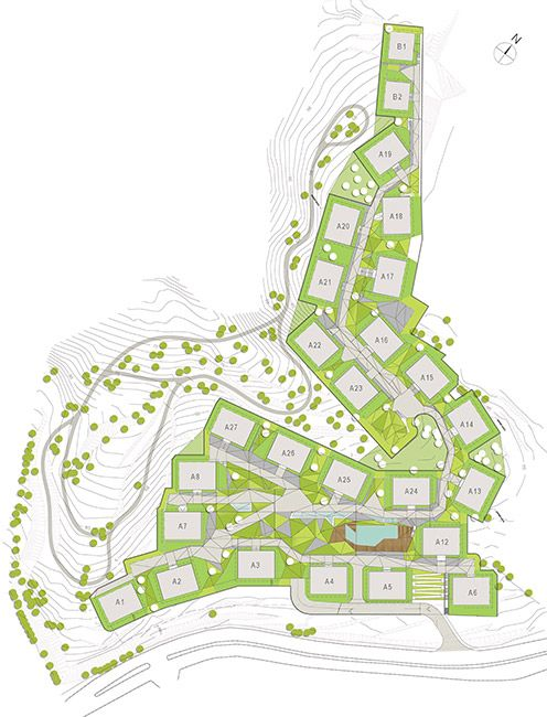 Ulus-Savoy-Housing-by-DS_Architecture–Landscape-19 « Landscape Architecture Works | Landezine