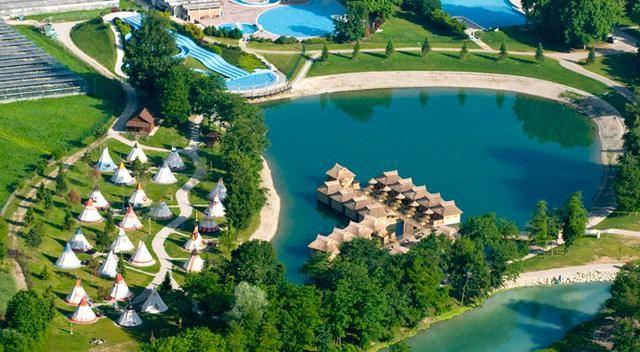 Slovenia, divertimento tra scivoli e massaggi