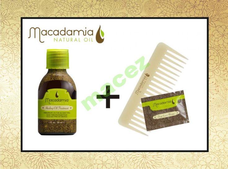 Macadamia Healing Oil Treatment 30ml   gratis
