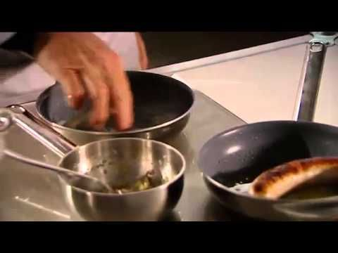 Recept voor sint-jakobsvruchten met witte pens en bieslook | njam!