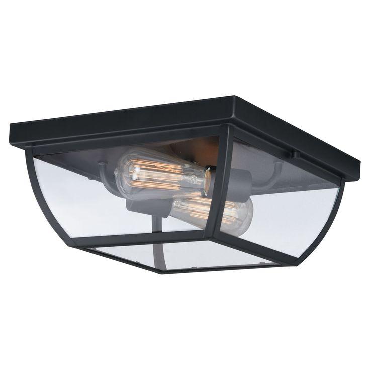 Vaxcel Granville T0212 Outdoor Flush Mount Light - T0212