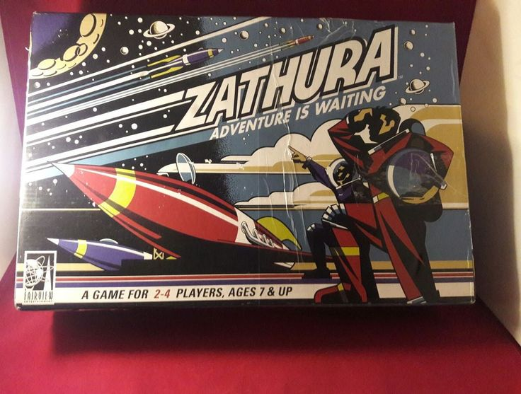 Zathura Board Game Adventure is Waiting 2005 Fairview Complete | Toys & Hobbies, Games, Board & Traditional Games | eBay!