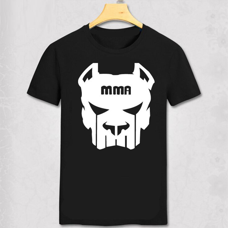 New Classic Mma T Shirts Men Sport All No Rules Just Pain Fitness Cotton Camisetas Men's Casual Muscle Soport T-shirt train Tops