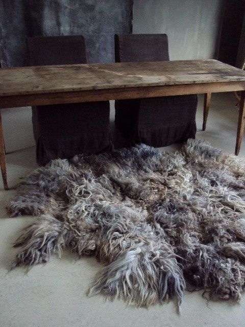 The ultimate shaggy rug!