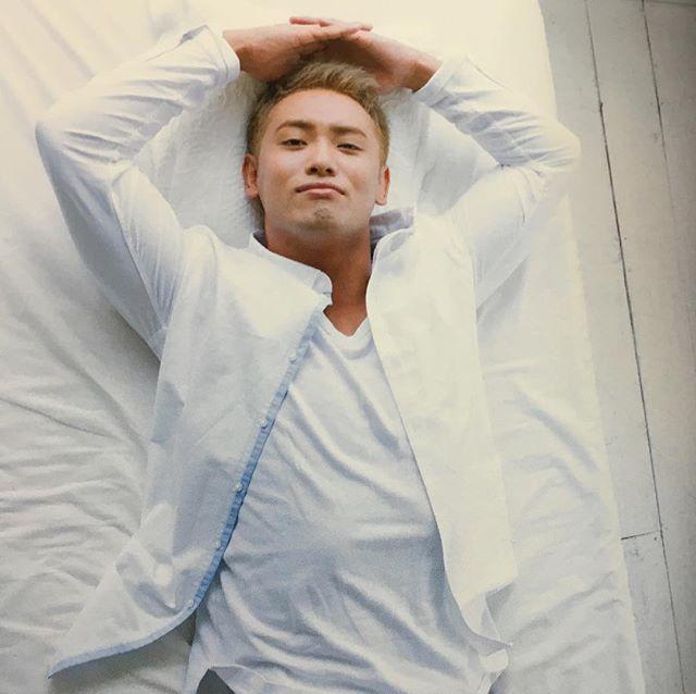 . 翌朝のカズチカ♡ 妄想のつづきにどうぞ⑅︎◡̈︎* #オカダカズチカ #kazuchikaokada #CHAOS  #njpw #新日本プロレス