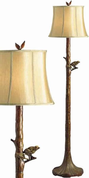 rustic floor lamps brand lighting