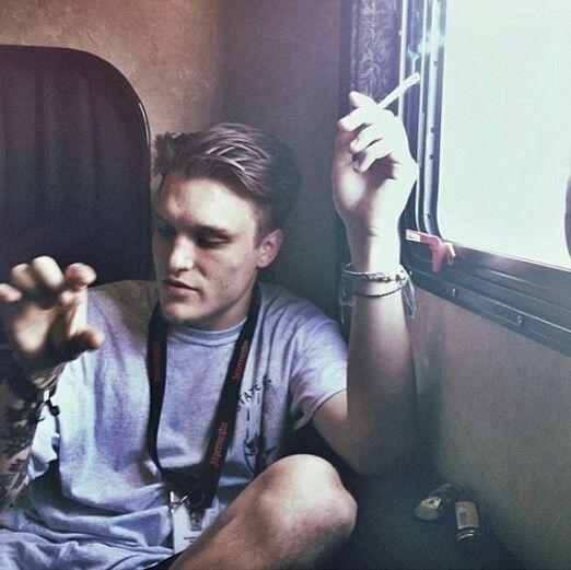 Ben Barlow. Neck deep