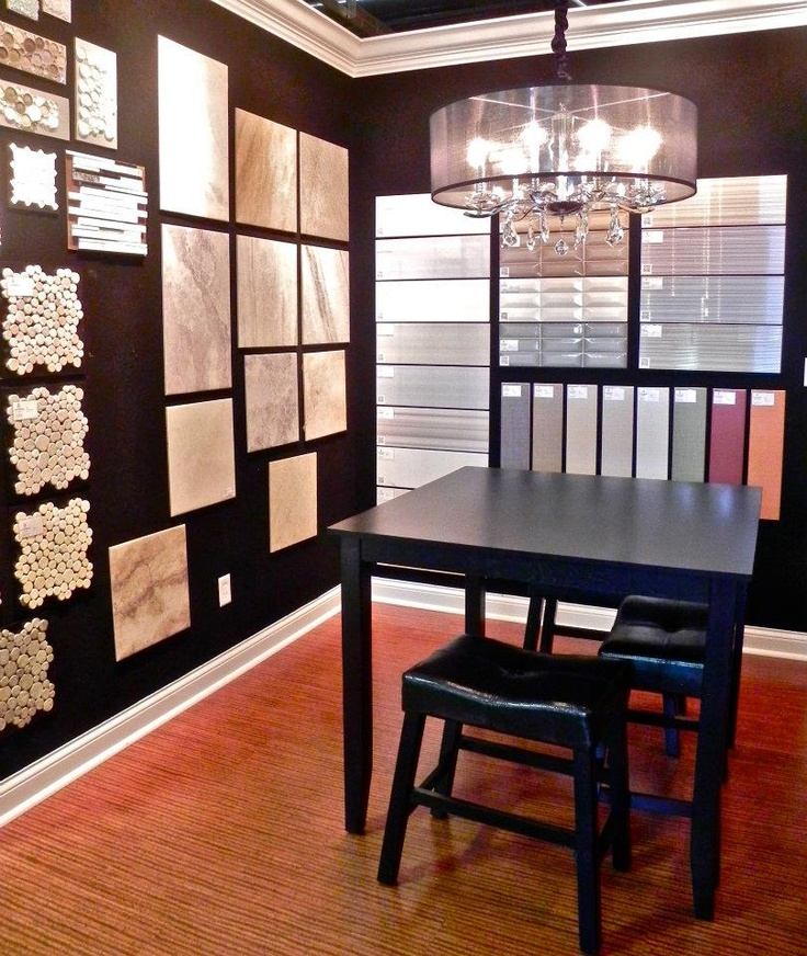93 best images about showroom on pinterest floor for Showroom flooring ideas