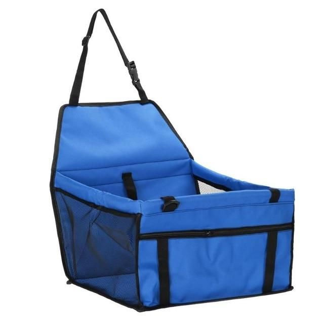 """Brand Name: VKTECHItem Type: """"Car Travel Accessories """"Origin: CN(Origin)Fitable Weight: for small and medium DogsType: DogsMaterial: Oxford Cloth,SpongeStyle: LeisureApplicable Dog Breed: Small DogSeason: All seasonsPattern: SolidFeature: BreathableType: dog car seatFeature: dog carrierApplication: car seat for dogName: Dog bagFeaute1: dog car transporterFeaute2: dog accessories for carFeaute3: dog in car"""