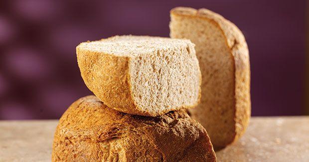Licht volkorenbrood
