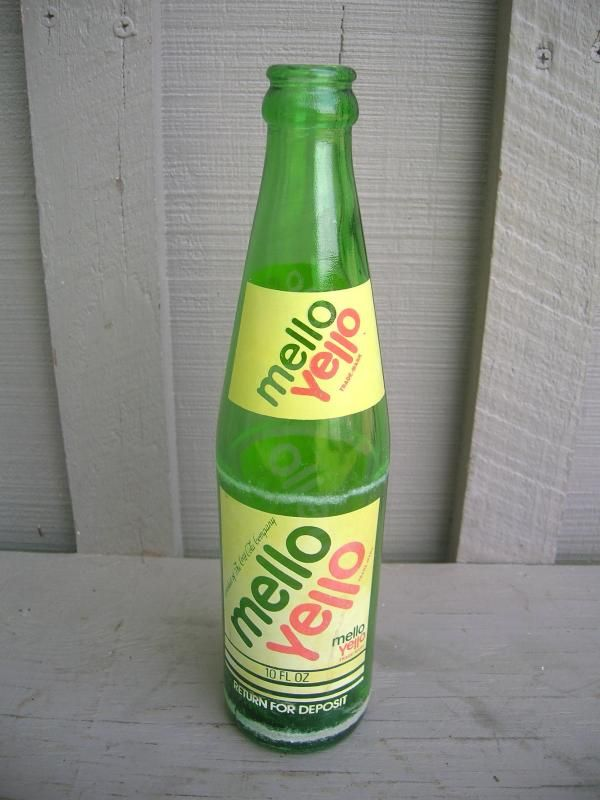 133 best Mello Yello re pins images on Pinterest On  : 28945af89ed79d229116408caf736c2e pop bottles mellow yellow from www.pinterest.com size 600 x 800 jpeg 57kB