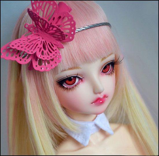 Beautiful Chang E 3: Graceful Doll