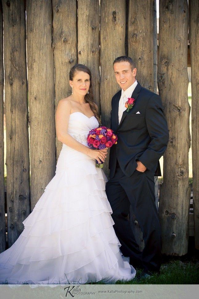 Dean & Erin August 2013- Fort Gibraltar Winnipeg Wedding Photos