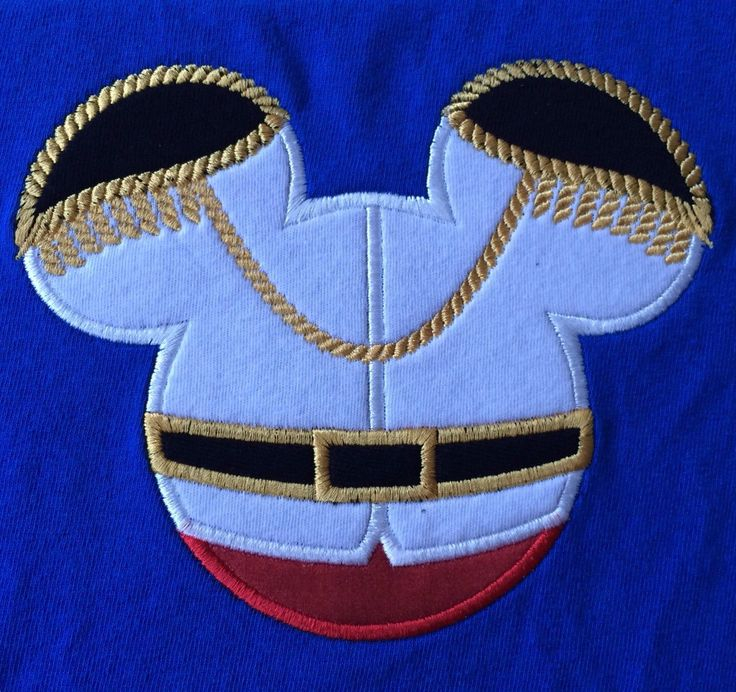 Mickey Mouse Prince Charming ears appliqued T-shirt. Inspired by Cinderella. Available in infants through adult sizes.  by MiMisMouseHouse on Etsy https://www.etsy.com/listing/226886974/mickey-mouse-prince-charming-ears