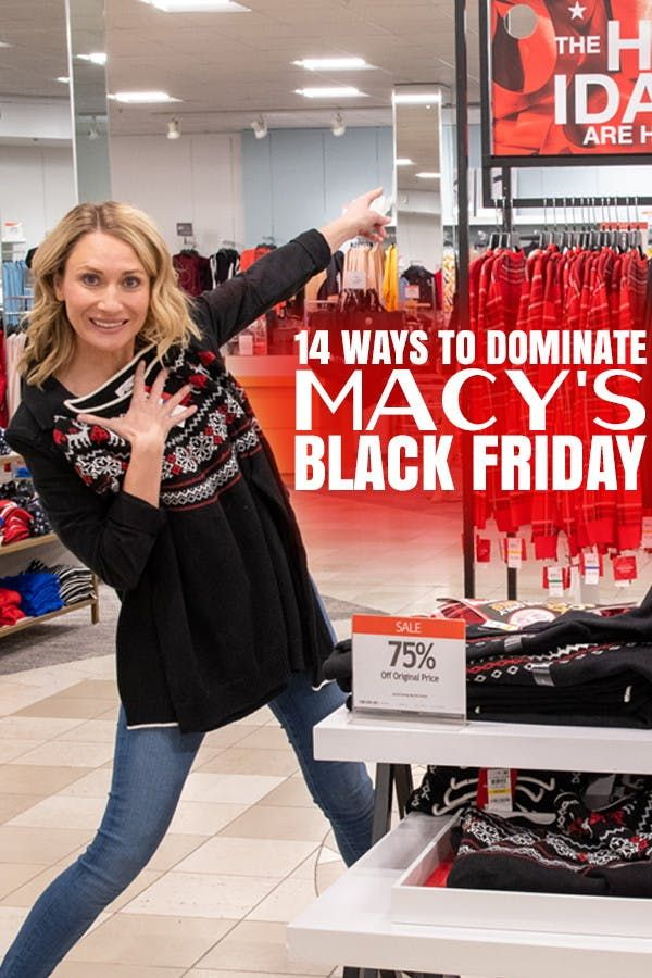 15 Ways To Dominate Macy S Black Friday 2020 Deals In 2020 Macys Black Friday Black Friday Shopping Black Friday