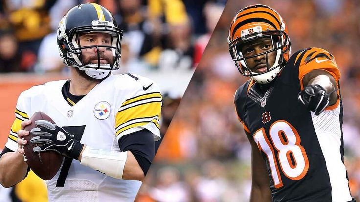 Are you excited for Saturdays game? Here is what you need to know about the Bengals vs. Steelers game!