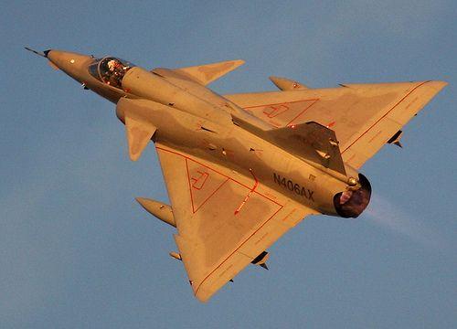 IAF Kfir in desert camo