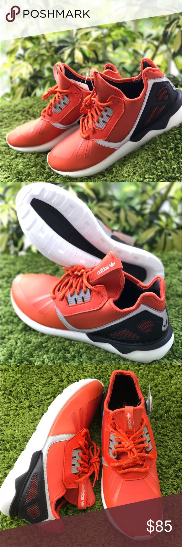 good An Achromatic adidas Originals Tubular Runner gowerpower
