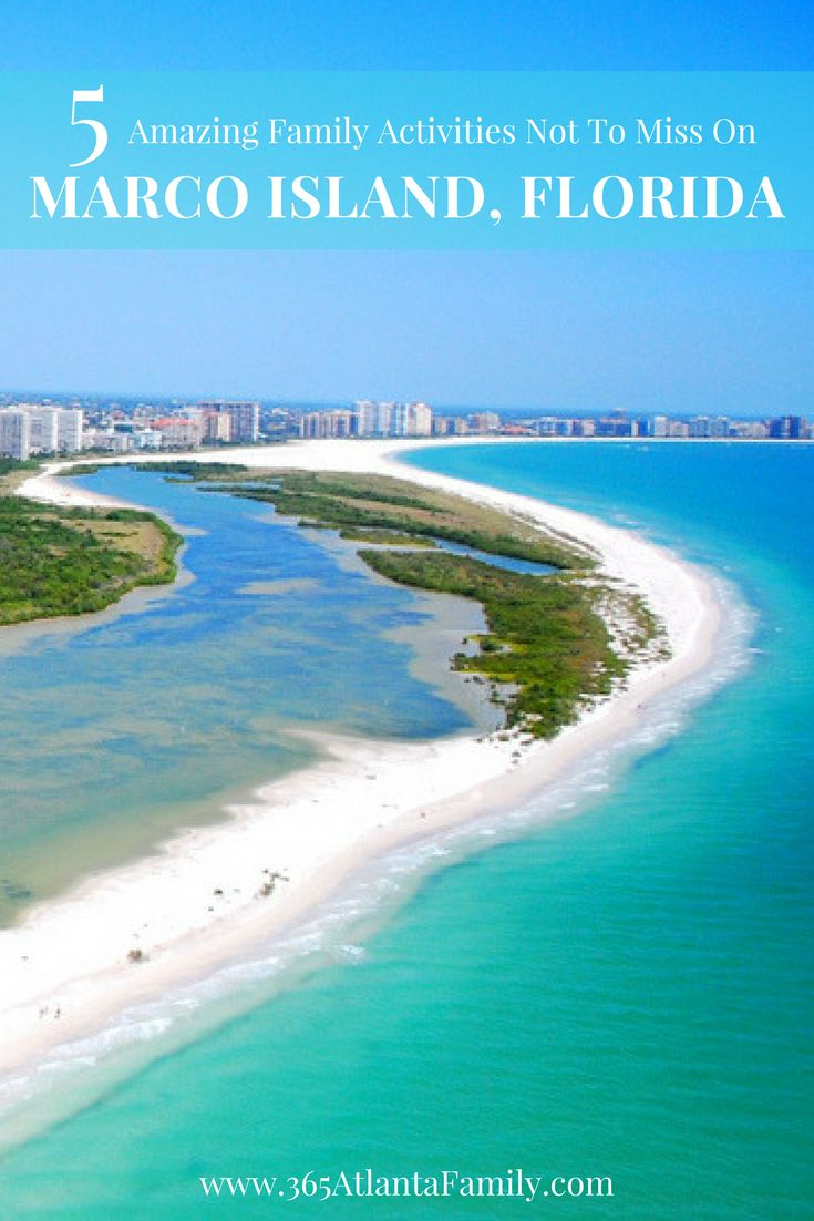 Marco Island is a gem of a Florida beach destination that is incredibly welcoming to families and filled with great activities!