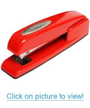 The Red Swingline Stapler Home #Office #Geeky #Office #Supplies