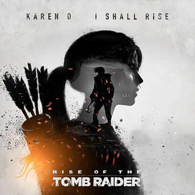 """I Shall Rise (From """"Rise Of The Tomb Raider"""") par Karen O identifié à l'aide de Shazam, écoutez: http://www.shazam.com/discover/track/294104015"""
