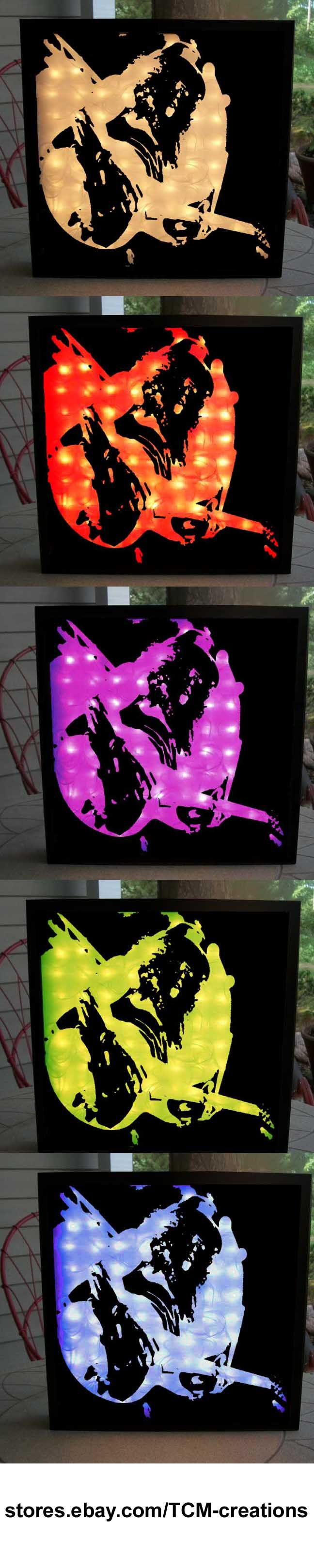Guns n roses critical solution - Guns N Roses Shadow Boxes With Led Lighting Appetite For Destruction Spaghetti Incident
