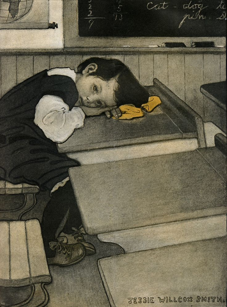 Jessie Willcox Smith I have never seen this one before!