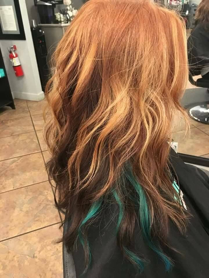 Dimensional Hair Color In 2020 Red Balayage Hair Bright Red Hair Dimensional Hair Color