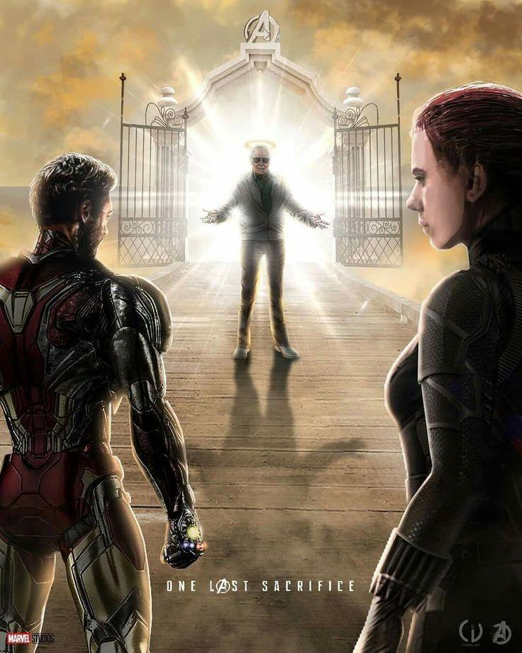 Willkommen zuhause. Stan Lee heißt Tony Stark und…