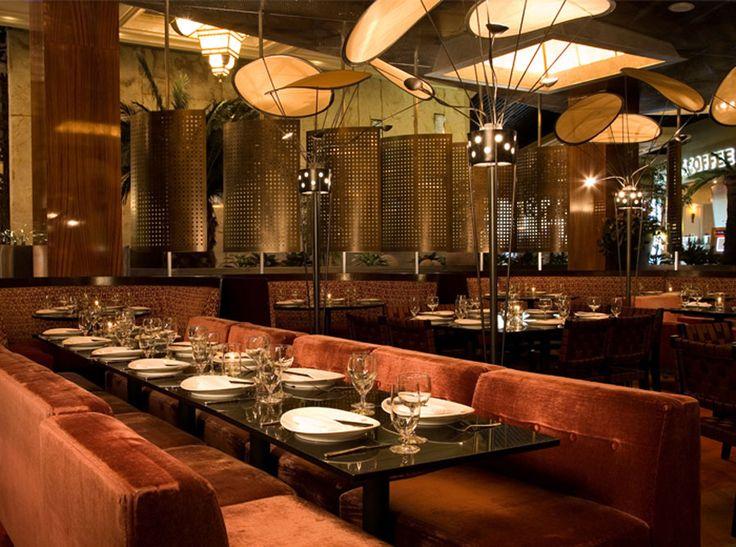Luxury Interior Design With Mediterranean Style Of