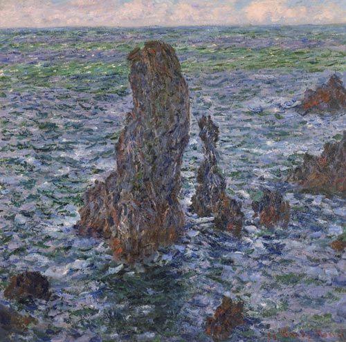 Claude Monet, Port Coton Pyramides